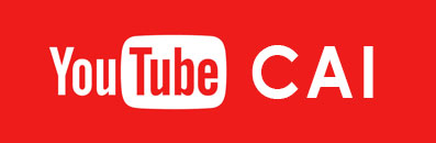 Logo canale youtube cai